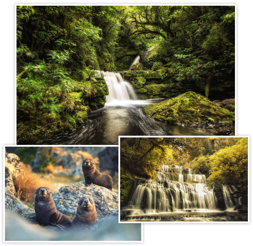 Inscape Photo Tours - New Zealand