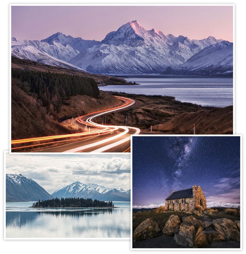 Inscape Photo Tours - New Zealand