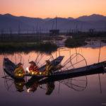Three fisheren, Myanmar photography workshop